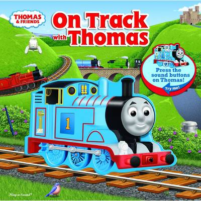 On Track with Thomas Custom Play a Sound
