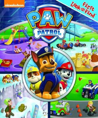 PAW Patrol First Look & Find