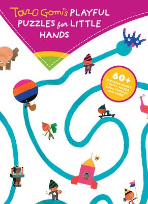 Taro Gomis Playful Puzzles for Little Hands