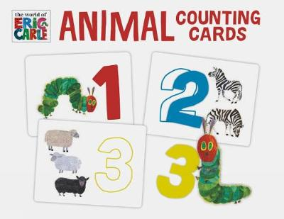 Eric Carle: Animal Counting Cards