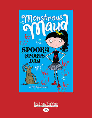 Spooky Sports Day: Monstrous Maud