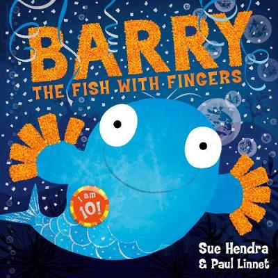Barry the Fish with Fingers Anniversary Edition