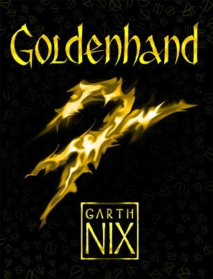 Goldenhand: The latest thrilling adventure in the internationally bestselling fantasy series