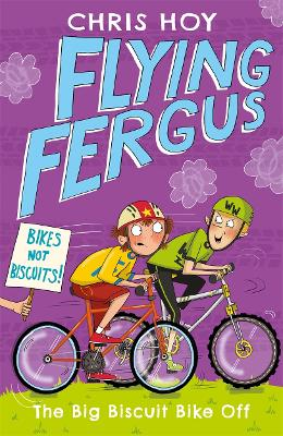Flying Fergus 3: The Big Biscuit Bike Off