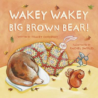 Wakey Wakey Big Brown Bear (Picture Story Book)