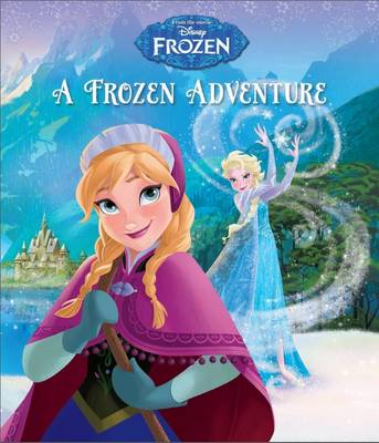 Disney Frozen a Frozen Adventure