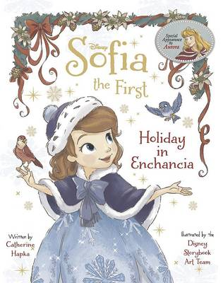 Disney Sofia the First Holiday in Enchancia