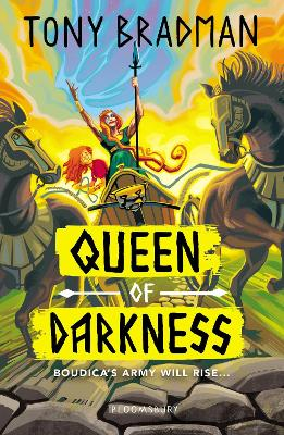 Queen of Darkness: Boudica's army will rise...