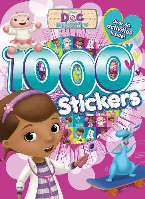 Disney Junior Doc McStuffins 1000 Stickers