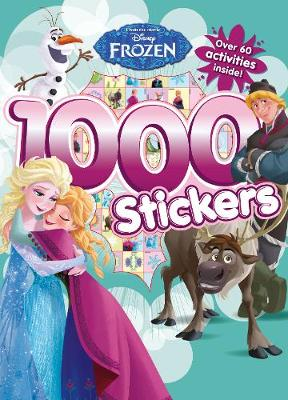 Disney Frozen 1000 Stickers