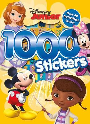 Disney Junior 1000 Stickers