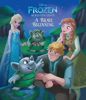 Disney Frozen Northern Lights A Brave Beginning