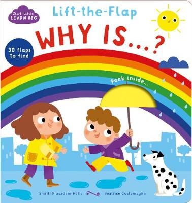 Start Little Learn Big Lift-the-Flap Why Is...?
