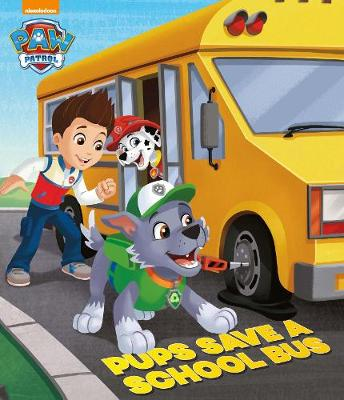 Nickelodeon PAW Patrol Pups Save a School Bus