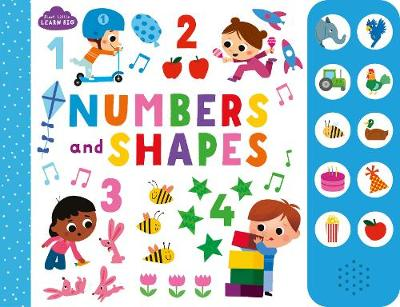 Start Little Learn Big Numbers and Shapes