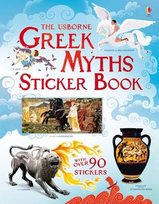 Greek Myths Sticker Book
