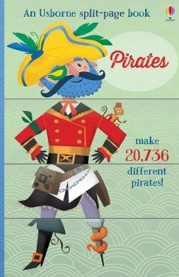 Split Page Books - Pirates