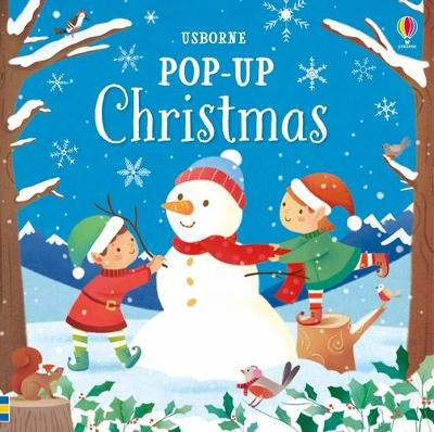 Book Reviews For Pop Up Christmas By Fiona Watt And Alessandra