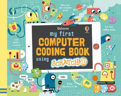 My First Computer Coding Book with ScratchJr