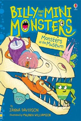 Billy and the Mini Monsters: Monsters at the Museum