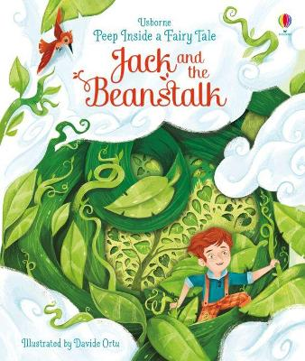 Peep Inside a Fairy Tale Jack and the Beanstalk