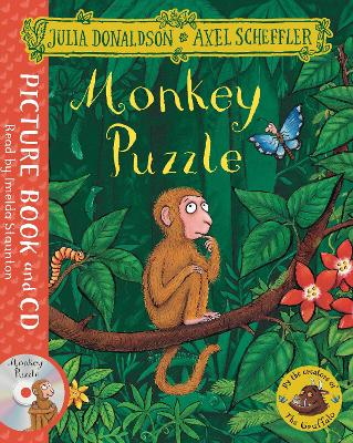 Monkey Puzzle: Book and CD Pack