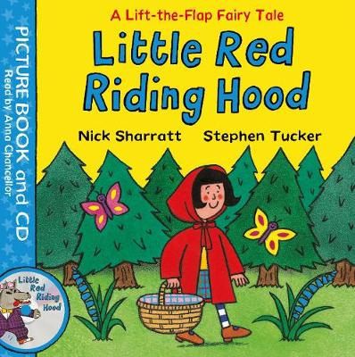 Little Red Riding Hood: Book and CD Pack