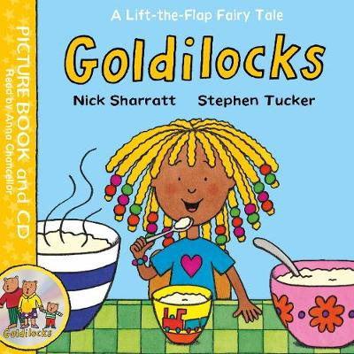 Goldilocks: Book and CD Pack