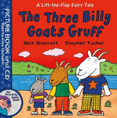 The Three Billy Goats Gruff: Book and CD Pack