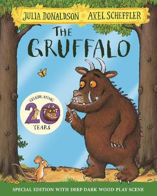 The Gruffalo 20th Anniversary Edition