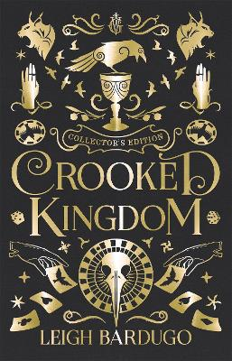 Six of Crow: Crooked Kingdom Collector's Edition: Book 2