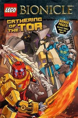 Gathering of the Toa: Graphic Novel