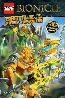 Battle of the Mask Makers: Graphic Novel Book 2