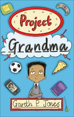 Reading Planet - Project Grandma Book 1 - Level 5: Fiction (Mars)