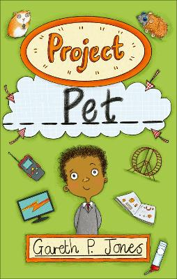 Reading Planet - Project Pet Book 2 - Level 6: Fiction (Jupiter)