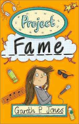 Reading Planet - Project Fame Book 4 - Level 8: Fiction (Supernova)