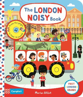 The London Noisy Book: A Press-the-page Sound Book