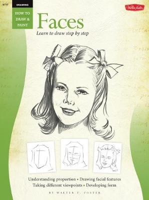 Drawing: Faces: Learn to draw step by step