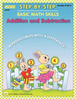 Step by Step Math: Addition and Subtraction