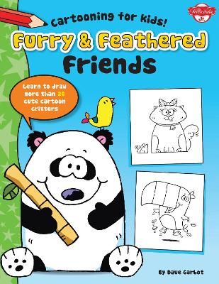 all the cartooning for kids books in order toppsta