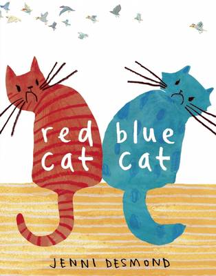 Red Cat, Blue Cat