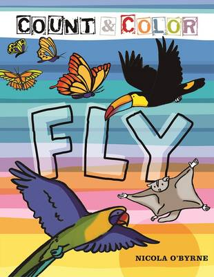 Count and Color: Fly: Fly