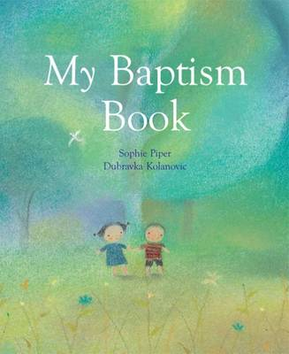 My Baptism Book