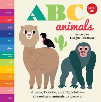 Little Concepts: ABC Animals: Alpaca, Bonobo, and Chinchilla - 26 cool new animals to discover