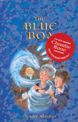 03 Charlie Bone And The Blue Boa