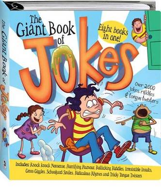 The Giant Book of Jokes Binder