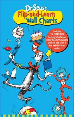 Dr Seuss Flip and Learn Wall Charts