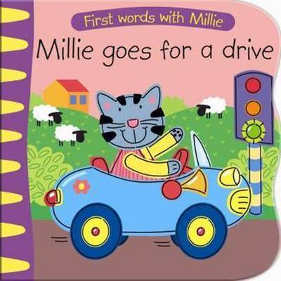 Millie Goes for a Drive: First Words Wtih Millie