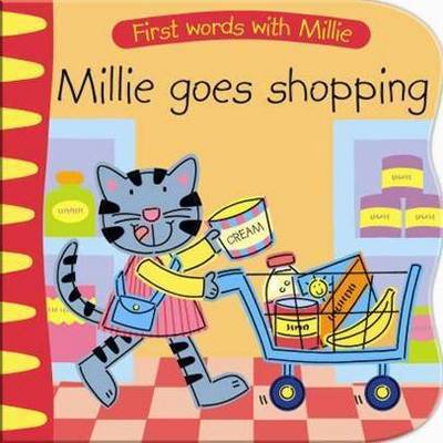 Millie Goes Shopping: First Words Wtih Millie
