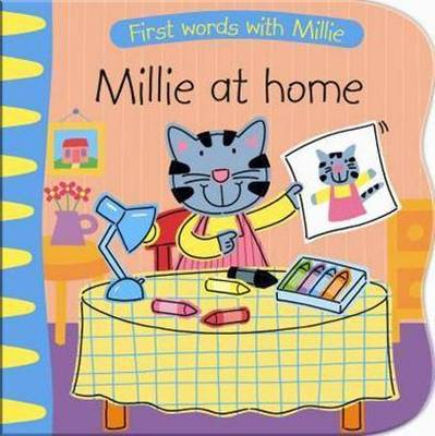 Millie at Home: First Words with Millie